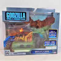 GODZILLA KING OF THE MONSTERS 2019 MOVIE Godzilla & Rodan Battle Pack Figure Set