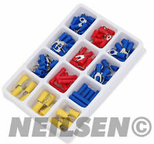 Neilsen Cable Connectors Insulated 100 Piece Vehicle Car  /  0991*