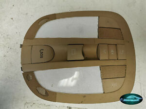 07-12  Mercedes GL450 GL320 Front Dome Sunroof Light Switch  1648201585