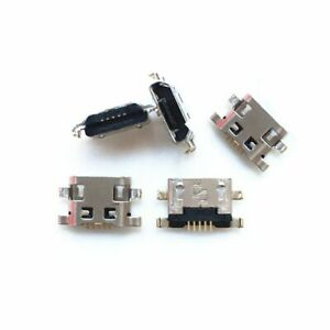 5Pcs Micro USB Charging Power Port Connector For Tablet Lenovo Tab4 TB8504F