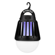 Outdoor Rechargeable Mosquito Zapper Repeller Bug Killer Camping Lantern Light