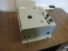 Eaton Enclosed Size 1 Starter Ecn0711cha Ser A1 27a Type 1 Enclosure Used