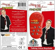 The Catherine Tate Show - In Your Pocket Talking Voice Keychain Explicit Version