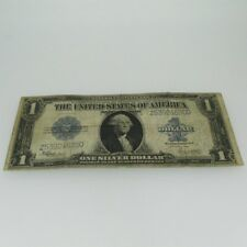 1923 Silver Certificate United States 1 Dollar Bill One Dollar Large Note 600491