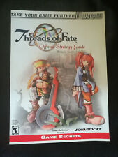 Threads of Fate Official Strategy Guide
