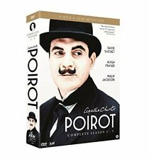 Agatha Christies Poirot - Complete Seaons 1  2  3 - 9 DVD Box Set Collection