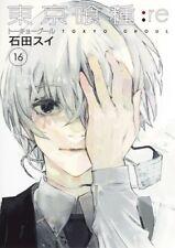 Free shipping●NEW Tokyo Ghoul :re 16 Volume 16●Japanese comics manga book●Final