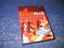 Fritz 8 PLUS SCACCHI PC Special Edition Incl. 3,5 STD. video