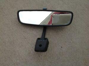 Honda Crx oem 88-91 1990 90 Rear View Mirror FREE SHIPPING!