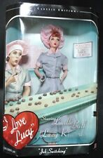 "I Love Lucy ""Job Switching"" 1998 Barbie Doll"