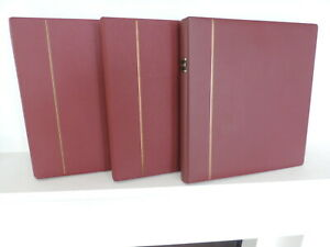 Saubere BRD Sammlung 1949-1996 ** - 3 Safe Vordruckalben - Mi. 5000,-
