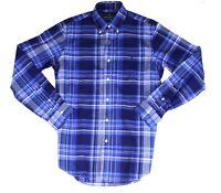 Polo Ralph Lauren Mens Shirt Blue Size XL Button Down Classic Fit $89 #006