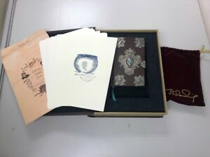 Tales Of Beedle The Bard Collector's Edition First Edition