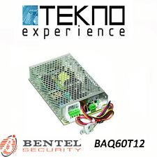 Alimentatore switching da 5.4A per centrali d'allarme - Bentel BAW75T12