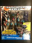 Transformers Prime Beast Hunters SHARKTICON MEGATRON Voyager 2012 (MISB)