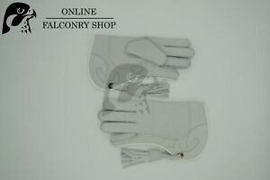 OFS White Nubuck Double Layer Glove Size Large