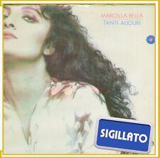 """MARCELLA BELLA """" TANTI AUGURI """" LP SIGILLATO 1987  (CBS 4504991) 5099745049912"""