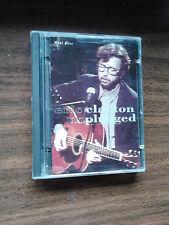 Eric Clapton ~ UNPLUGGED ~ minidisc 1992 (MD.mini disc) mtv.live