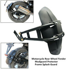 Motorcycle Scooter 10-13 Inch Rear Wheel Fender Mudguard Protector Splash Guard