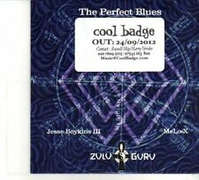 (DR138) Jesse Boykins III & Melo-X, The Perfect Blues - 2012 DJ CD