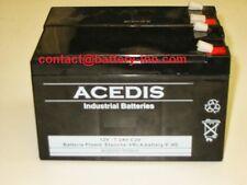 Batterie 12v pour onduleur TRUST PW-4130M 1300VA
