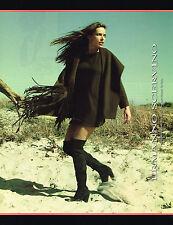 PUBLICITE ADVERTISING 2010   ERMANNO SCERVINO  haute couture cuissardes