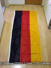 Fahne Flagge Deutschland Hoch mit - 80 x 120 cm