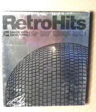 RETRO HITS  -  DANCE HITS: 1970 / 1990  -  2 CD 2006 DIGIPACK  NUOVO E SIGILLATO