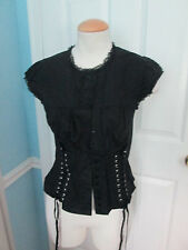moda international corset top s                    #150