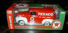 "AUTO WORLD 1948 CHEVROLET PANEL DELIVERY TRUCK ""TEXACO"" 1/18   AW248 105"