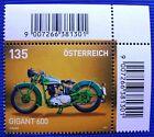 GIGANT 600 - Mi 3584 - Serie Motorräder - Österreich SM Mai 2021**