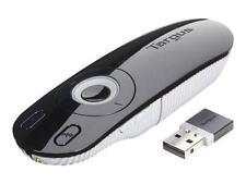 Brand New !! Targus® AMP13US Wireless Laser Presenter, Black