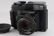 [Exce+++++!!] Fuji Film GS645S Pro Wide60 EBC Fujinon W 60mm f4 6x4.5 from Japan