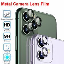 For Apple iPhone 11 Pro Max SE 2 Tempered Glass Rear Camera Lens Protector Film