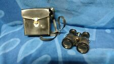 Vintage Telescoping Binoculars Made in Germany With Case