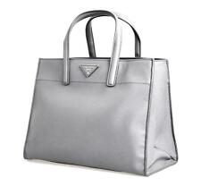 Luxury PRADA Saffiano Shoulder Bag Handbag bn2603 GREY NEW NEW