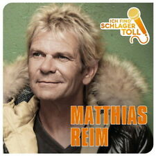 CD Album Matthias Je Rime find Schlager génial (si ou Si, Dawn)
