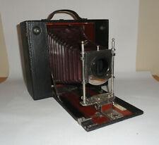 No. 5 Cartridge Kodak  w/ Rollfilm and Glass Plate Backs
