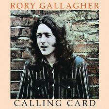 RORY GALLAGHER CALLING CARD 1 Extra Track REMASTERED CD NEW