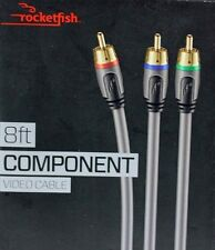 Rocketfish 8 Ft. (2.4m) Component Cable RF-G1208