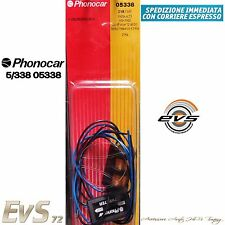 Phonocar 5/338 Coppia Crossover Filtro Tweeter Auto 12 db 5 khz 100W  05338