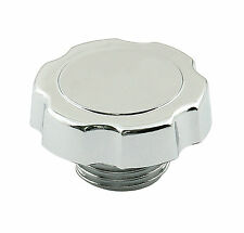 GM Chrome Screw In Oil Filler Cap O-Ring 87-95 Chevy Buick Pontiac Olds 350 305