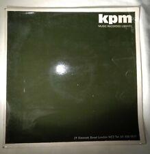 Johnny Scott KPM 1092 Today's Achievements Topical Events Jazz Funk Breaks 1971