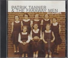 Patrik  Tanner & The Faraway Men : Allsorts CD FASTPOST