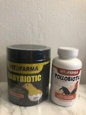 Vitamin for Rooster /gallos Vitofarma VITROM B15&b12 100 Tabs