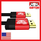 Mini HDMI Male to HDMI Male Type C Gator Cable Cord Adapter HDTV DV 1080p 6 FT