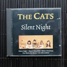 THE CATS - SILENT NIGHT - CD