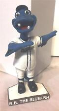 "2017 BRIDGEPORT MASCOT BB THE BLUEFISH ""THE DAB"" SGA BOBBLEHEAD ~ NIB"