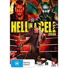 WWE - Hell In A Cell 2018 (DVD, 2018, 2-Disc Set)