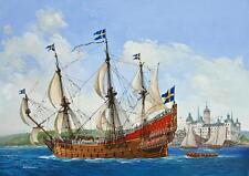 Revell 05719 Royal Swedish Warship 'Vasa' Gift Set scale 1:150 FREE T48 post.